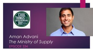 Aman Advani - Ministry of Supply