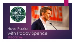 Paddy Spence