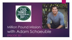 Adam Schaeuble Million Pound Mission