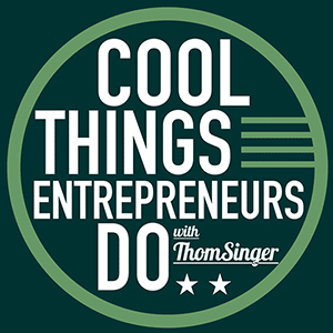 Cool Things Entrepreneurs Do Logo