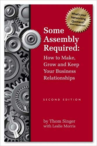 Best networking books by Thom Singer