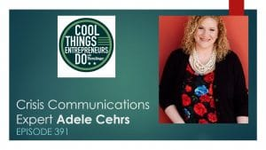 Adele Cehrs Epic Communications PR