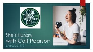 Cait Pearson - ShesHungry Podcast