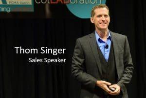 Sales Meeting Ideas - Thom Singer www.ThomSinger.com