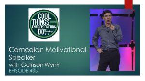Comedian Motivational Speaker - Garrison Wynn