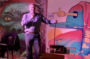 Funny Keynote Speaker - Funny Motivational Speaker - Humor Speaker - Thom Singer