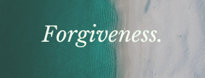 Forgiveness - blog post by Thom Singer