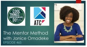 The Mentor Method - Janice Omadeke.