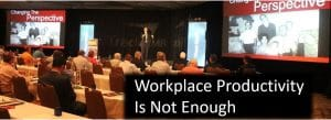 Workplace Productivity / Productivity in the Workplace -- Thom Singer www.ThomSinger.com