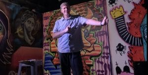stand up comedy over age 50 - Thom Singer