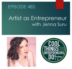 Jenna Suru - Artist as Entrepreneur