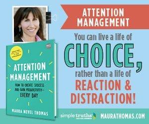 Attention Management - Maura Thomas