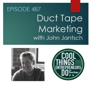 John Jantsch - Duct Tape Marketing - The Self-Reliant Entrepreneur