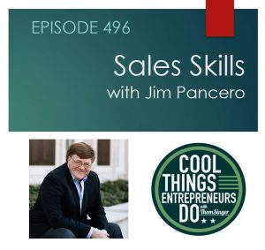 Sales Skills with Jim Pancero