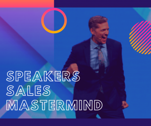 Speakers Sales Mastermind