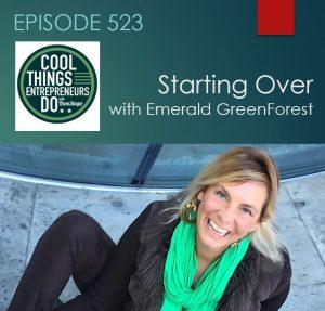 Emerald GreenForest