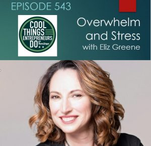 Uncertainty, Overwhelm, and Stress with Eliz Greene